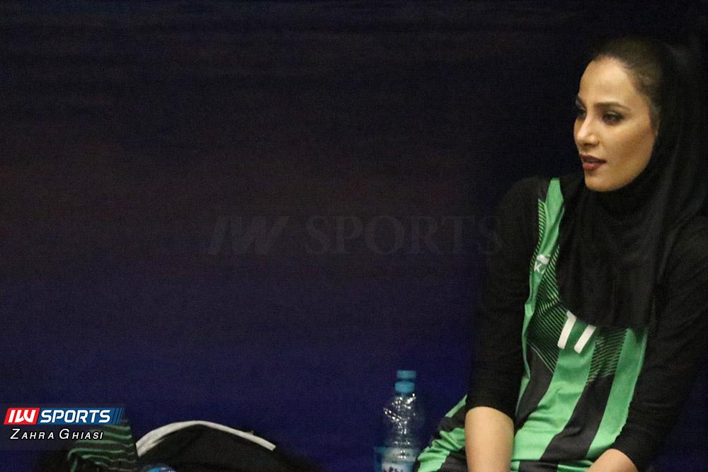 اطلس و ذوب آهن اصفهان در لیگ برتر والیبال بانوان 24 گزارش تصویری   دیدار تیمهای اطلس و ذوب آهن در لیگ برتر والیبال بانوان
