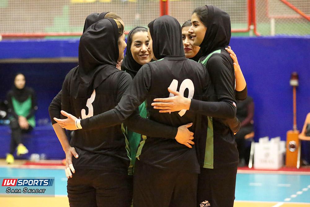 اطلس و ذوب آهن اصفهان در لیگ برتر والیبال بانوان 6 گزارش تصویری | دیدار تیمهای اطلس و ذوب آهن در لیگ برتر والیبال بانوان