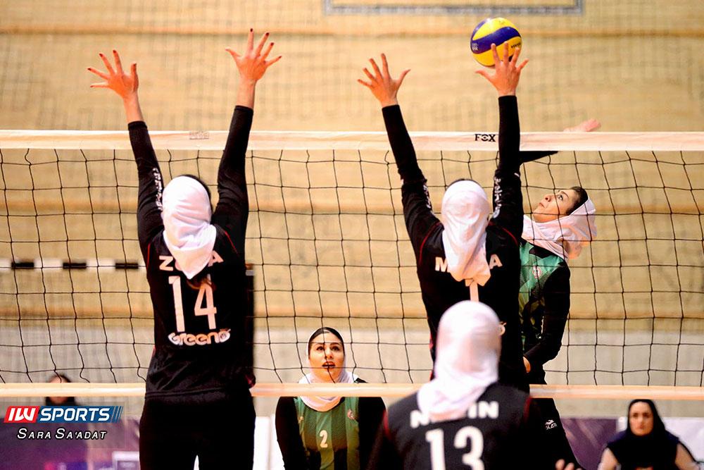 باریج اسانس کاشان و ذوب آهن اصفهان لیگ برتر والیبال بانوان 12 گزارش تصویری | دیدار باریج اسانس کاشان و ذوب آهن در لیگ برتر والیبال بانوان