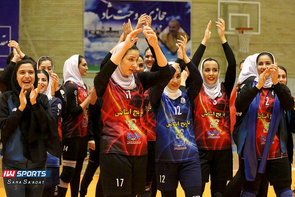 باریج اسانس کاشان و ذوب آهن اصفهان لیگ برتر والیبال بانوان 33 گزارش تصویری | دیدار باریج اسانس کاشان و ذوب آهن در لیگ برتر والیبال بانوان