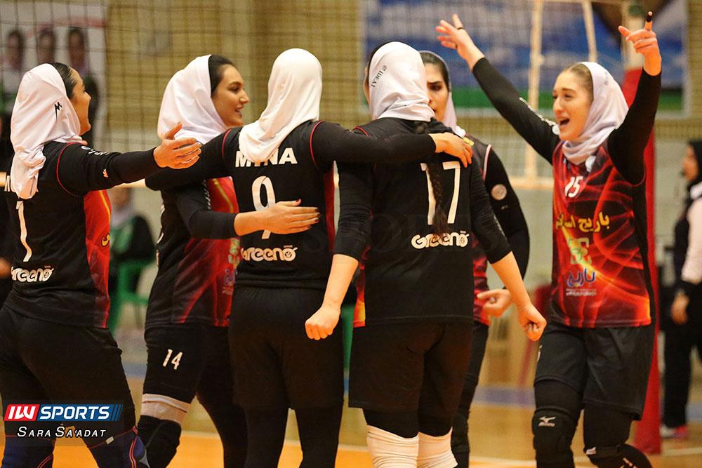 باریج اسانس کاشان و ذوب آهن اصفهان لیگ برتر والیبال بانوان 7 گزارش تصویری | دیدار باریج اسانس کاشان و ذوب آهن در لیگ برتر والیبال بانوان