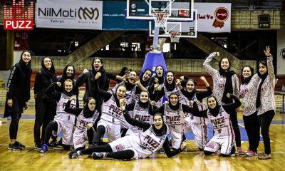 تیم بسکتبال پاز تهران 400x240 هفته نهم لیگ برتر بسکتبال   پاز با شکست سپهرداد لیگ را غافلگیر کرد