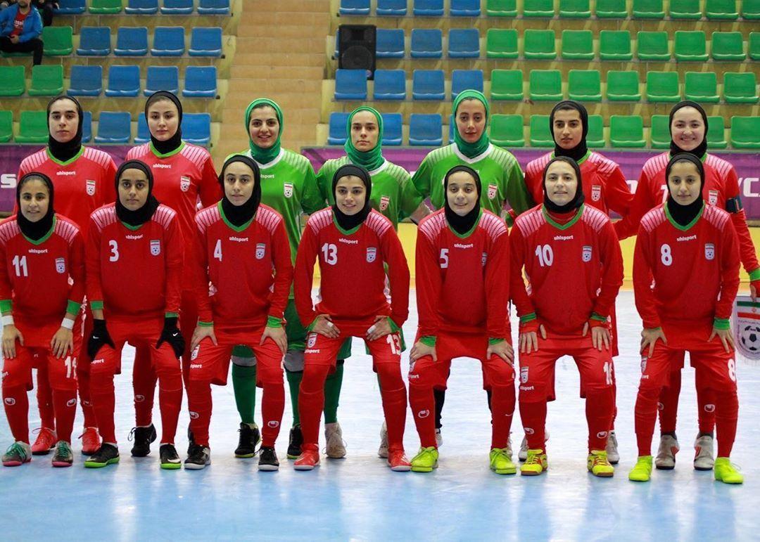تیم ملی فوتسال زیر 20 سال بانوان درباره پیروزیهای یک طرفه فوتسال در کافا | مصائب اقتدار مطلق ؛ آنها رقیب خوبی نیستند