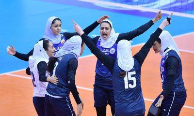 تیم ملی والیبال بانوان 400x240 ایران صفر قزاقستان ۳ | اولین شکست دختران والیبالیست در انتخابی المپیک