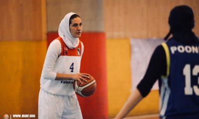 دلارام وکیلی لیگ برتر بسکتبال بانوان گروه بهمن 400x240 نیمه نهایی لیگ برتر بسکتبال بانوان | گروه بهمن و بانوان گرگان یک گام به فینال نزدیک شدند