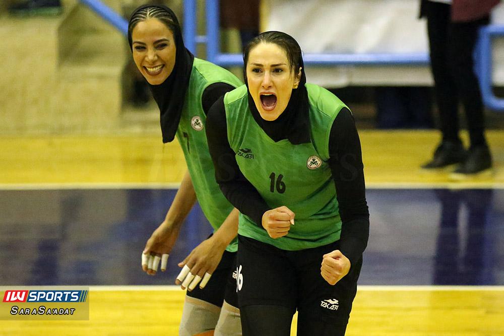 ذوب آهن اصفهان و سایپا لیگ برتر والیبال بانوان 12 گزارش تصویری | دیدار ذوب آهن و سایپا در لیگ برتر والیبال بانوان