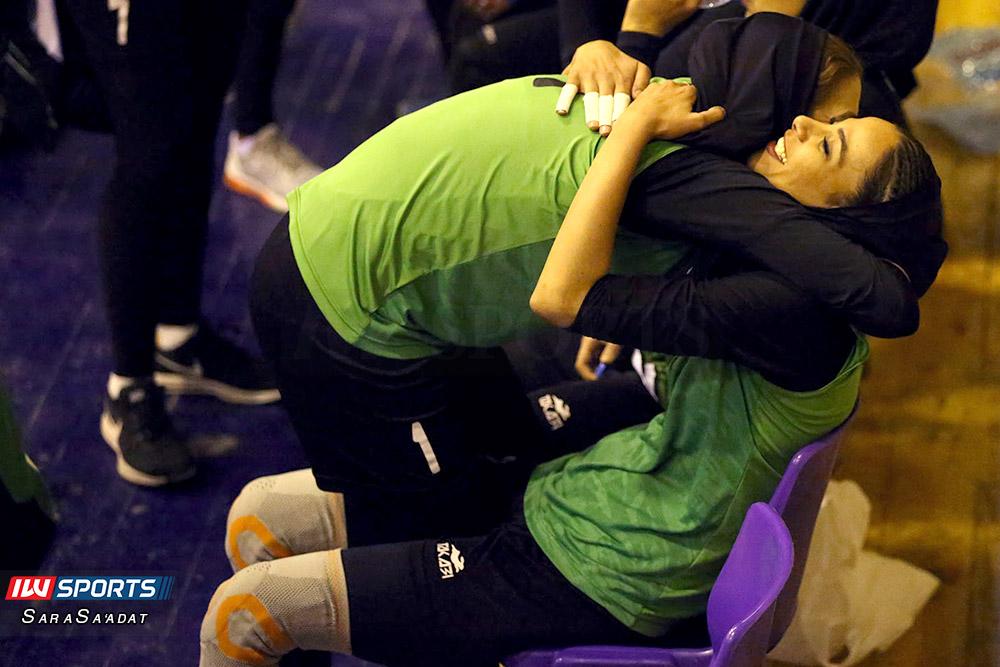 ذوب آهن اصفهان و سایپا لیگ برتر والیبال بانوان 13 گزارش تصویری | دیدار ذوب آهن و سایپا در لیگ برتر والیبال بانوان