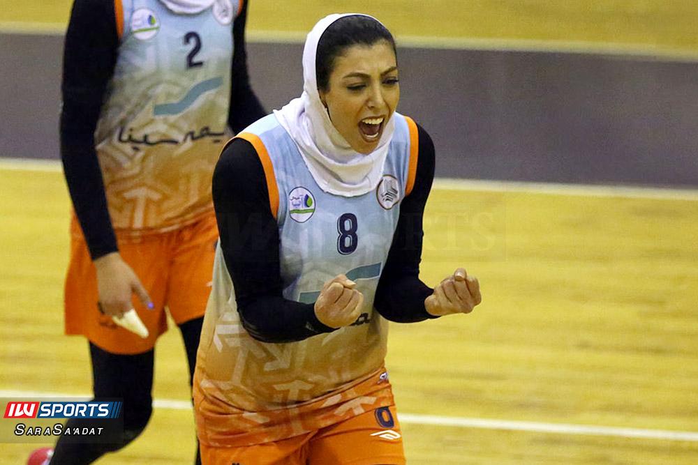 ذوب آهن اصفهان و سایپا لیگ برتر والیبال بانوان 16 گزارش تصویری | دیدار ذوب آهن و سایپا در لیگ برتر والیبال بانوان