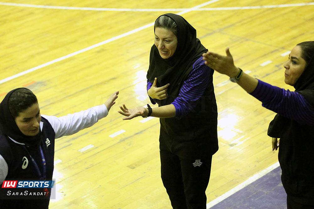 ذوب آهن اصفهان و سایپا لیگ برتر والیبال بانوان 25 گزارش تصویری | دیدار ذوب آهن و سایپا در لیگ برتر والیبال بانوان