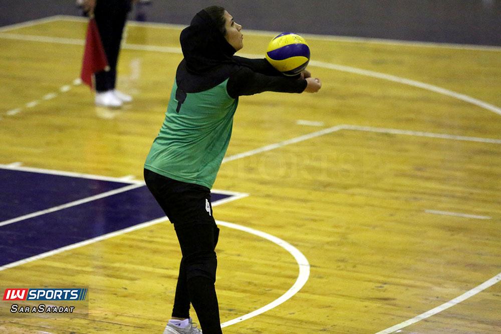 ذوب آهن اصفهان و سایپا لیگ برتر والیبال بانوان 26 گزارش تصویری | دیدار ذوب آهن و سایپا در لیگ برتر والیبال بانوان