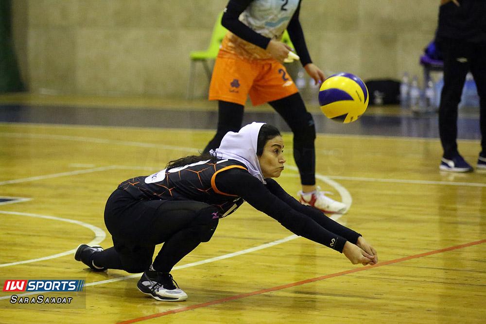 ذوب آهن اصفهان و سایپا لیگ برتر والیبال بانوان 3 گزارش تصویری | دیدار ذوب آهن و سایپا در لیگ برتر والیبال بانوان
