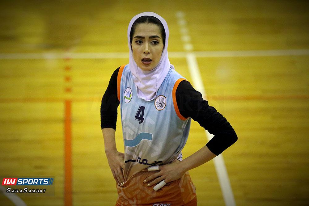 ذوب آهن اصفهان و سایپا لیگ برتر والیبال بانوان 30 گزارش تصویری | دیدار ذوب آهن و سایپا در لیگ برتر والیبال بانوان