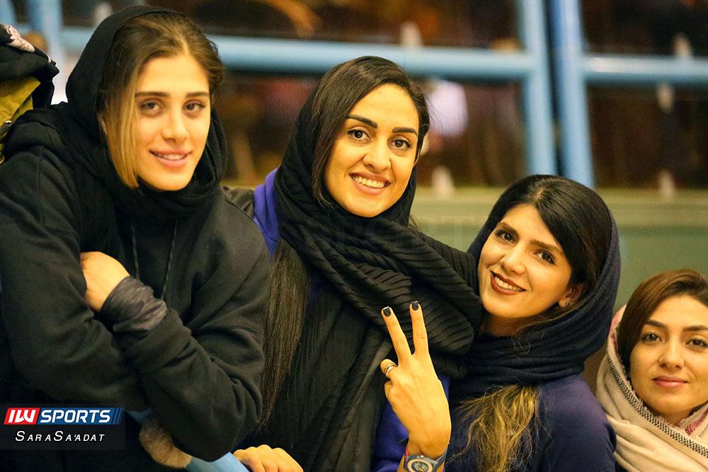 ذوب آهن اصفهان و سایپا لیگ برتر والیبال بانوان 36 گزارش تصویری | دیدار ذوب آهن و سایپا در لیگ برتر والیبال بانوان