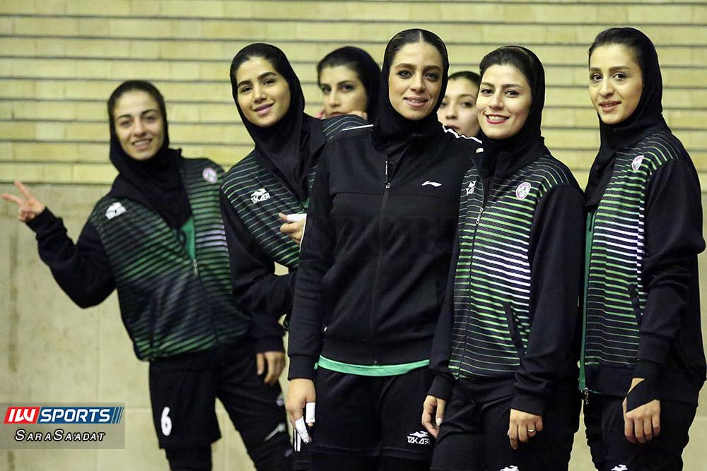 ذوب آهن اصفهان و سایپا لیگ برتر والیبال بانوان 5 گزارش تصویری | دیدار ذوب آهن و سایپا در لیگ برتر والیبال بانوان
