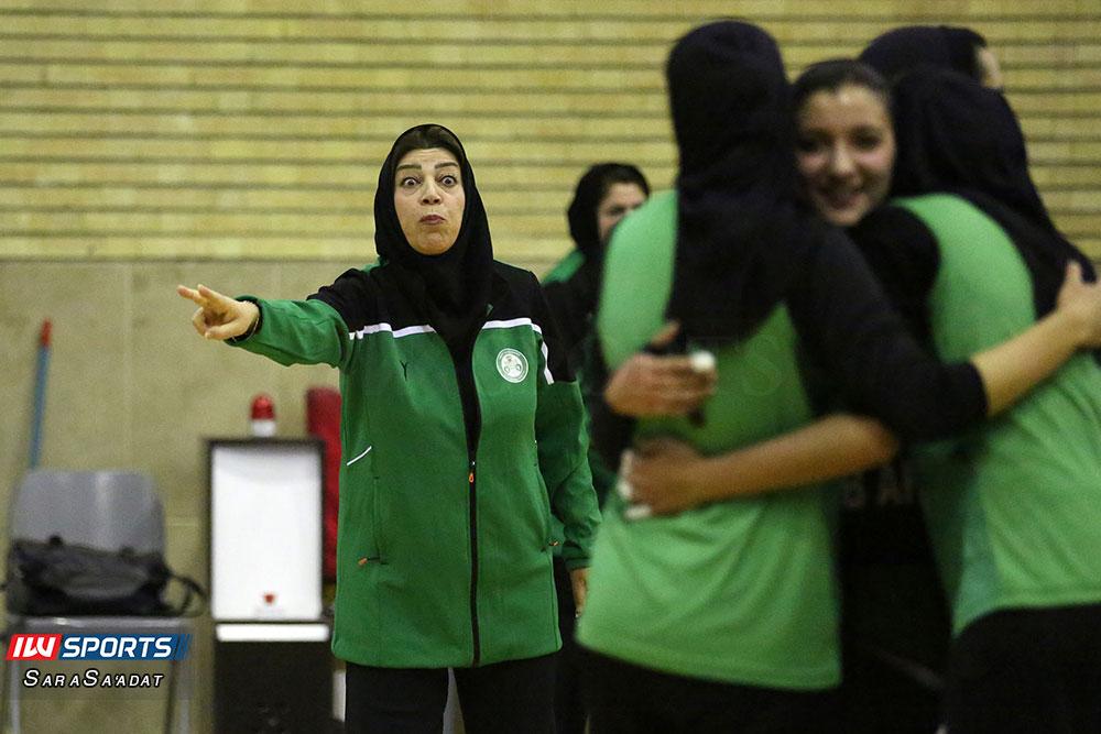 ذوب آهن اصفهان و سایپا لیگ برتر والیبال بانوان 53 گزارش تصویری | دیدار ذوب آهن و سایپا در لیگ برتر والیبال بانوان
