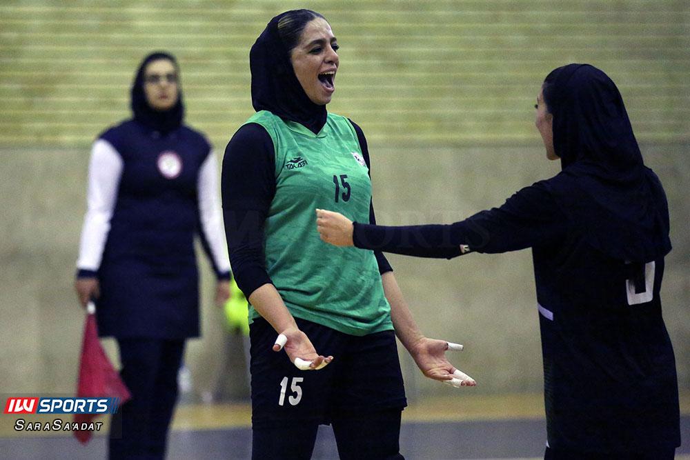 ذوب آهن اصفهان و سایپا لیگ برتر والیبال بانوان 54 گزارش تصویری | دیدار ذوب آهن و سایپا در لیگ برتر والیبال بانوان