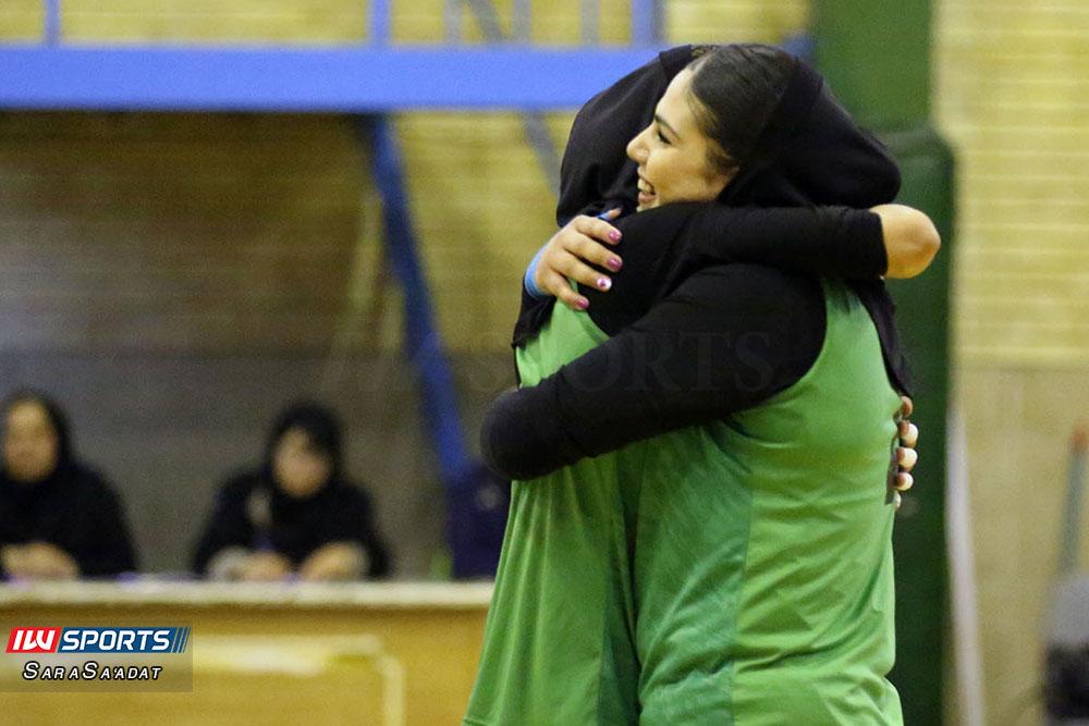 ذوب آهن اصفهان و سایپا لیگ برتر والیبال بانوان 55 گزارش تصویری | دیدار ذوب آهن و سایپا در لیگ برتر والیبال بانوان