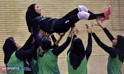 ذوب آهن اصفهان و سایپا لیگ برتر والیبال بانوان 61 400x240 گزارش تصویری | دیدار ذوب آهن و سایپا در لیگ برتر والیبال بانوان