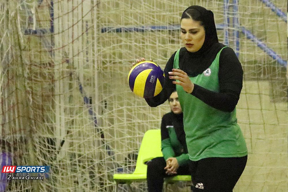 ذوب آهن اصفهان و سایپا لیگ برتر والیبال بانوان 62 گزارش تصویری | دیدار ذوب آهن و سایپا در لیگ برتر والیبال بانوان
