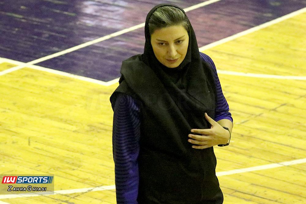 ذوب آهن اصفهان و سایپا لیگ برتر والیبال بانوان 68 گزارش تصویری | دیدار ذوب آهن و سایپا در لیگ برتر والیبال بانوان