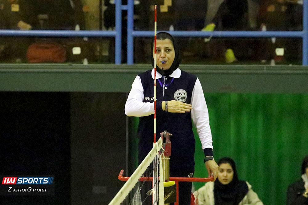 ذوب آهن اصفهان و سایپا لیگ برتر والیبال بانوان 69 گزارش تصویری | دیدار ذوب آهن و سایپا در لیگ برتر والیبال بانوان