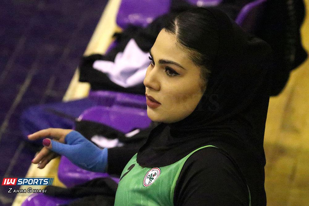 ذوب آهن اصفهان و سایپا لیگ برتر والیبال بانوان 70 گزارش تصویری | دیدار ذوب آهن و سایپا در لیگ برتر والیبال بانوان