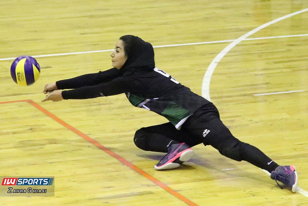 ذوب آهن اصفهان و سایپا لیگ برتر والیبال بانوان 71 گزارش تصویری | دیدار ذوب آهن و سایپا در لیگ برتر والیبال بانوان