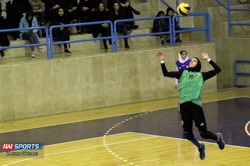 ذوب آهن اصفهان و سایپا لیگ برتر والیبال بانوان 72 گزارش تصویری | دیدار ذوب آهن و سایپا در لیگ برتر والیبال بانوان