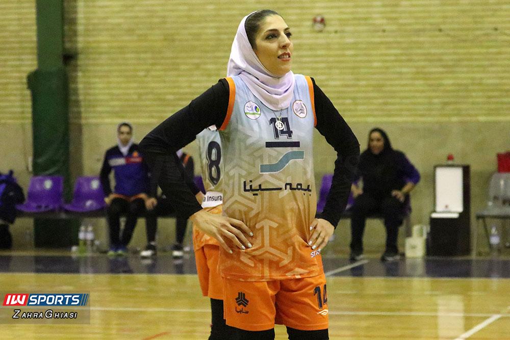 ذوب آهن اصفهان و سایپا لیگ برتر والیبال بانوان 75 گزارش تصویری | دیدار ذوب آهن و سایپا در لیگ برتر والیبال بانوان