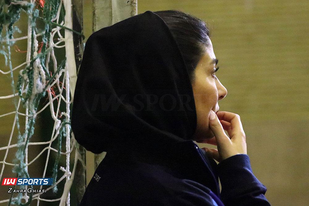 ذوب آهن اصفهان و سایپا لیگ برتر والیبال بانوان 76 گزارش تصویری | دیدار ذوب آهن و سایپا در لیگ برتر والیبال بانوان