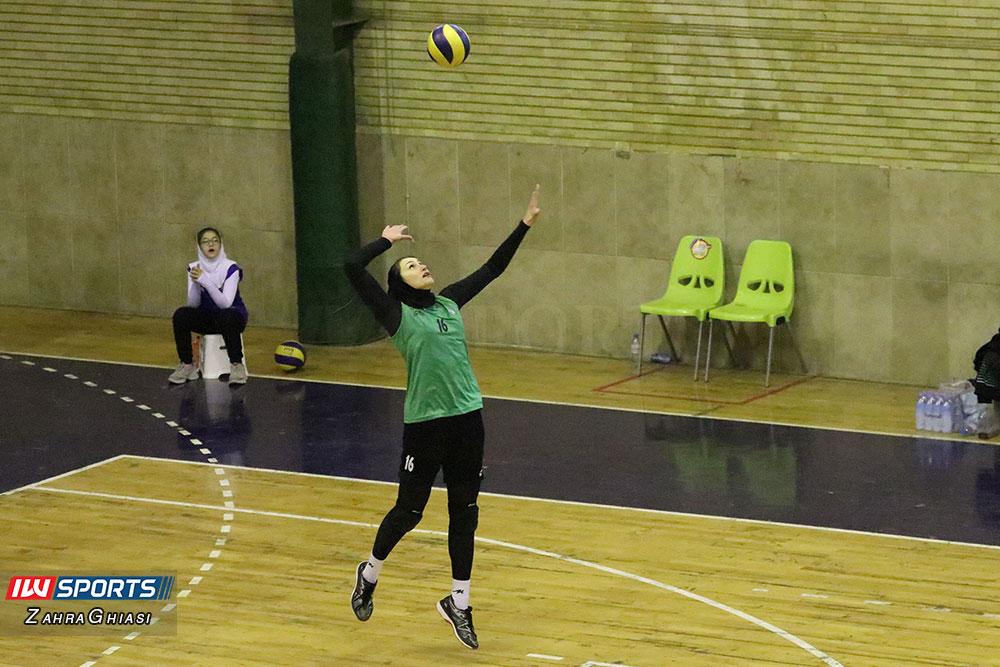 ذوب آهن اصفهان و سایپا لیگ برتر والیبال بانوان 83 گزارش تصویری | دیدار ذوب آهن و سایپا در لیگ برتر والیبال بانوان
