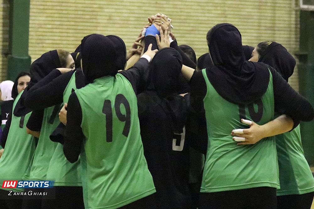 ذوب آهن اصفهان و سایپا لیگ برتر والیبال بانوان 92 گزارش تصویری | دیدار ذوب آهن و سایپا در لیگ برتر والیبال بانوان