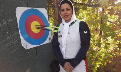 راحله فارسی 400x240 مشکلات مالی پیش پای کماندارها | اعزام تیم ملی کامپوند به هلند لغو شد