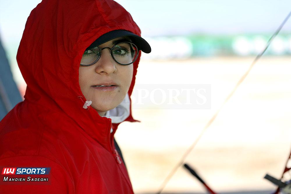 زهرا نعمتی 1 همراه با زهرا نعمتی در اردوی تیم ملی تیراندازی با کمان در جزیره کیش (تصاویر)