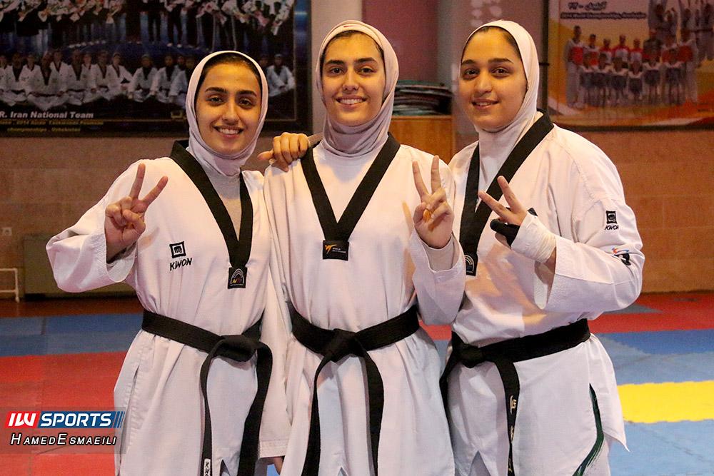 ستارگان لیگ تکواندو : این هشت نفر