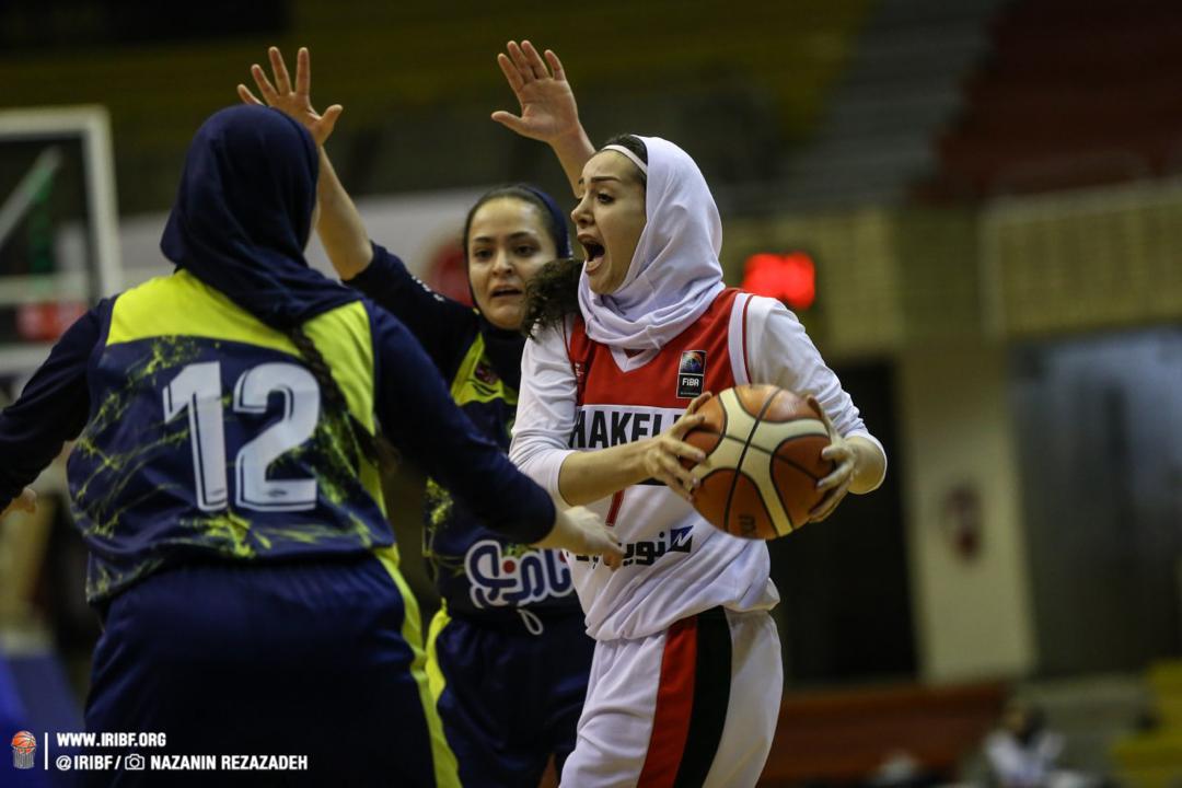 گزارش فیبا از بسکتبال زنان ایران؛ روند صعودی و رو به رشد