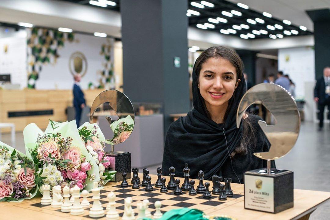 سارا خادم الشریعه: در مسابقات شطرنج آنلاین تقلب میشود