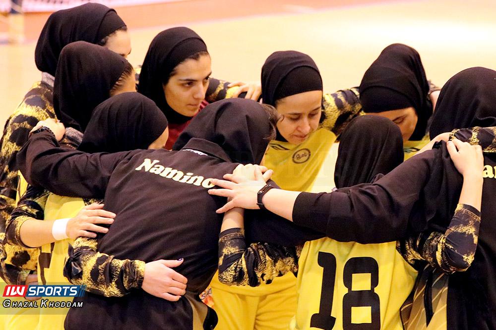 پویندگان ۲ نامینو۳ |نامی نو اصفهان برابر پویندگان فجر شیراز به پیروزی رسید