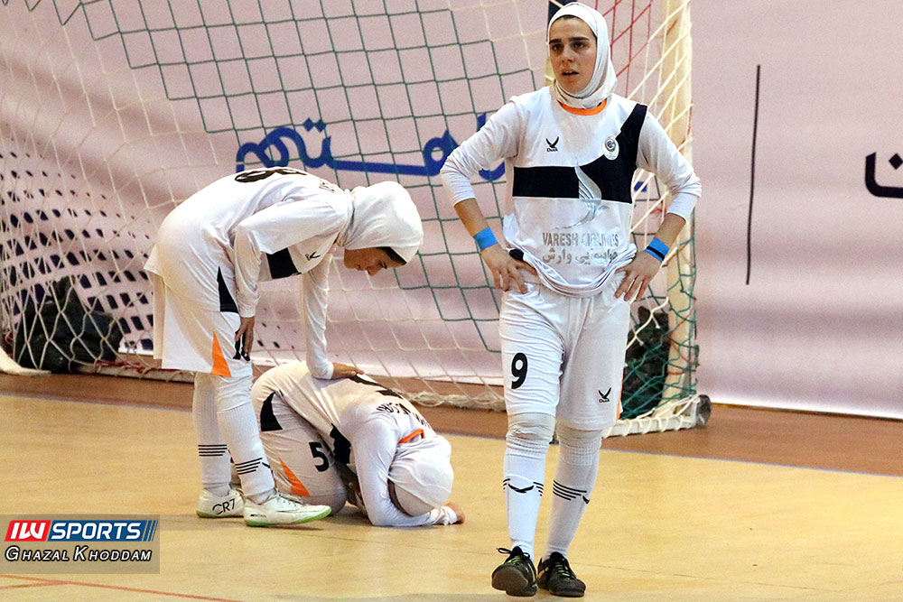 نامی نو اصفهان ۵ شهروند ساری ۳ | شهروند ساری به لیگ یک سقوط کرد