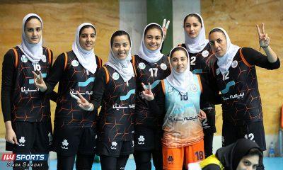 سایپا و پیکان لیگ برتر والیبال بانوان 42 400x240 رسمی : سایپا قهرمان لیگ برتر والیبال زنان شد