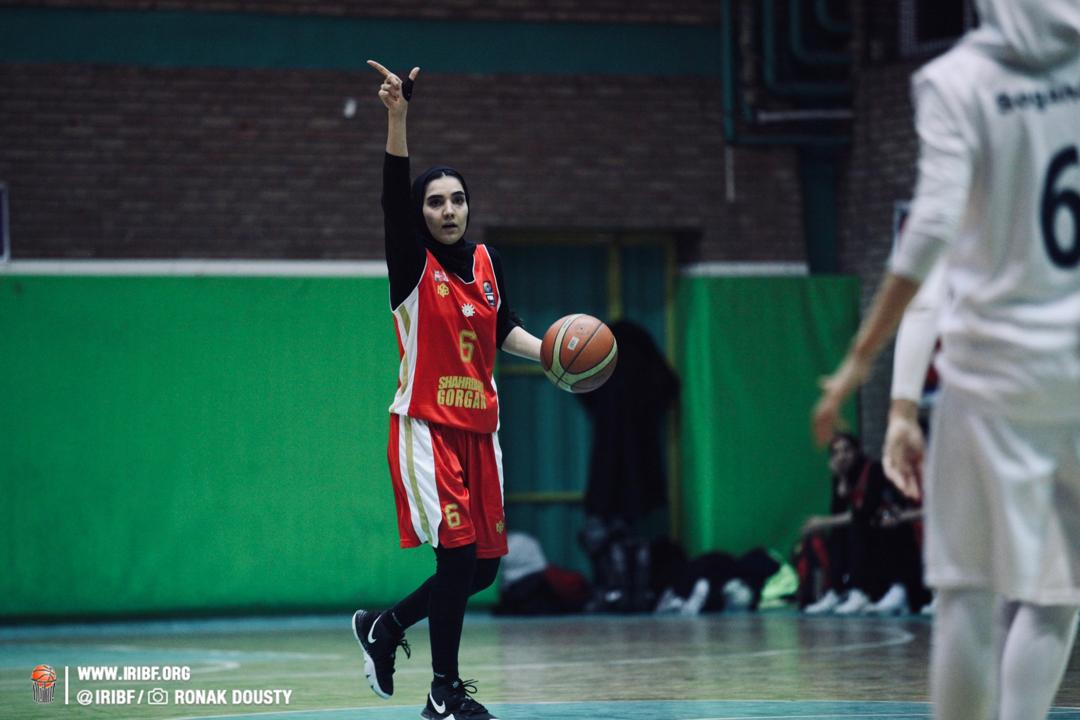 دور رفت پلی آف لیگ برتر بسکتبال | پیروزی نفت آبادان و گرگان در روز تریپل دبل شادی عبدالوند