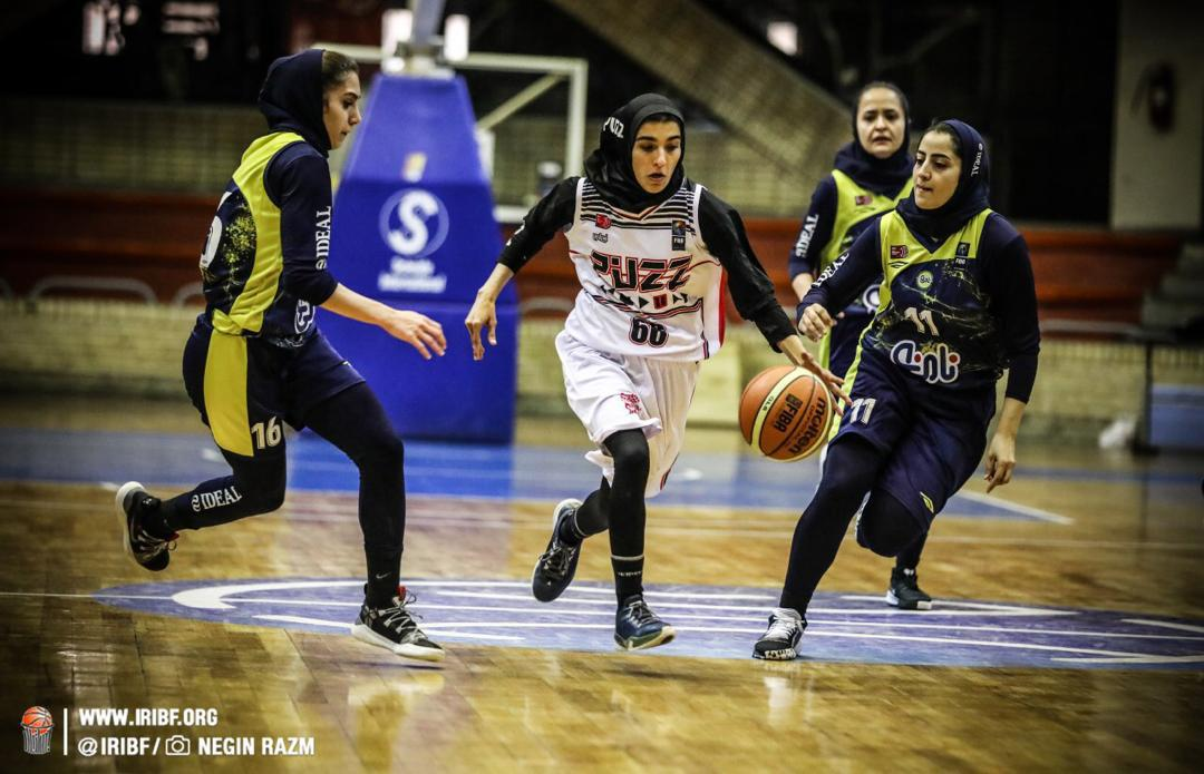 لیگ برتر بسکتبال بانوان با ۱۴ تیم در ۲ گروه