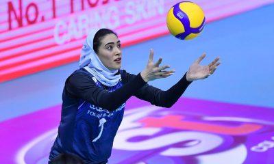 والیبال بانوان ایران و قزاقستان در مقدماتی المپیک 7 400x240 جواد مهرگان: تیم ملی والیبال بانوان به اعتماد به نفس و تنوع ضربات نیاز دارد