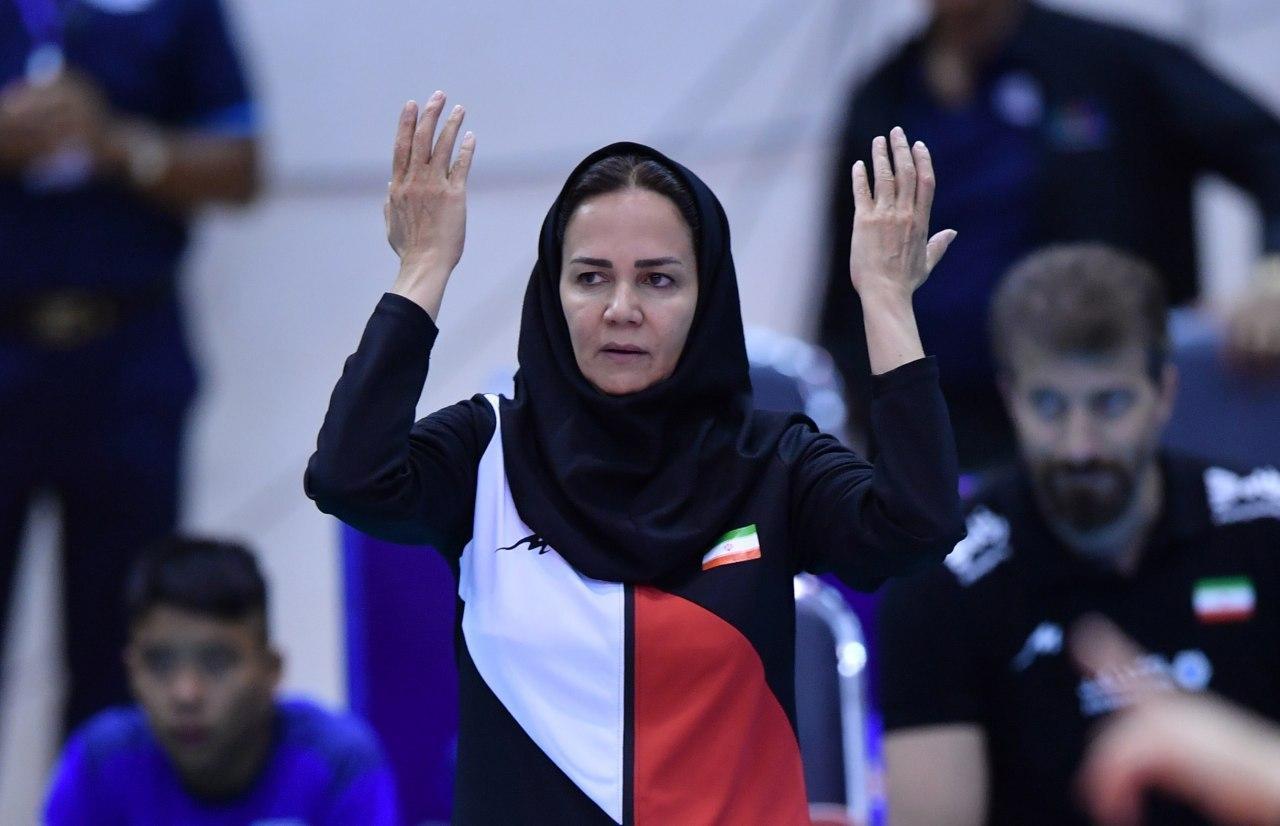 والیبال بانوان ایران و قزاقستان در مقدماتی المپیک 8 تصاویر دیدار تیمهای والیبال بانوان ایران و قزاقستان