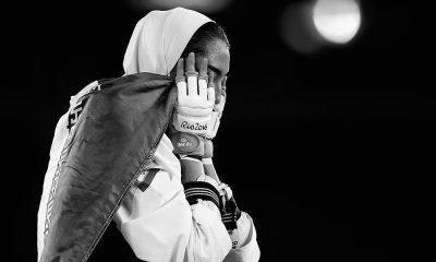 پست کیمیا علیزاده و خداحافظی و تغییر تابعیت 400x240 پست کیمیا علیزاده پس از پناهندگی: من یکی از میلیونها زن سرکوب شده در ایران هستم