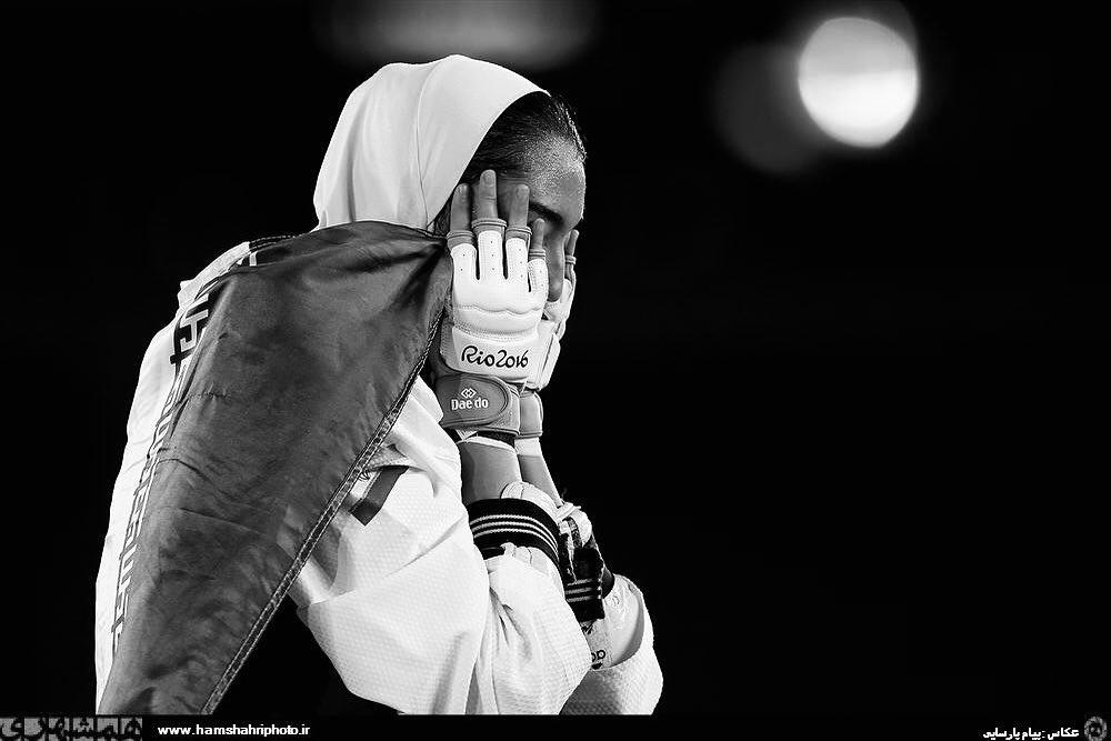پست کیمیا علیزاده پس از پناهندگی: من یکی از میلیونها زن سرکوب شده در ایران هستم