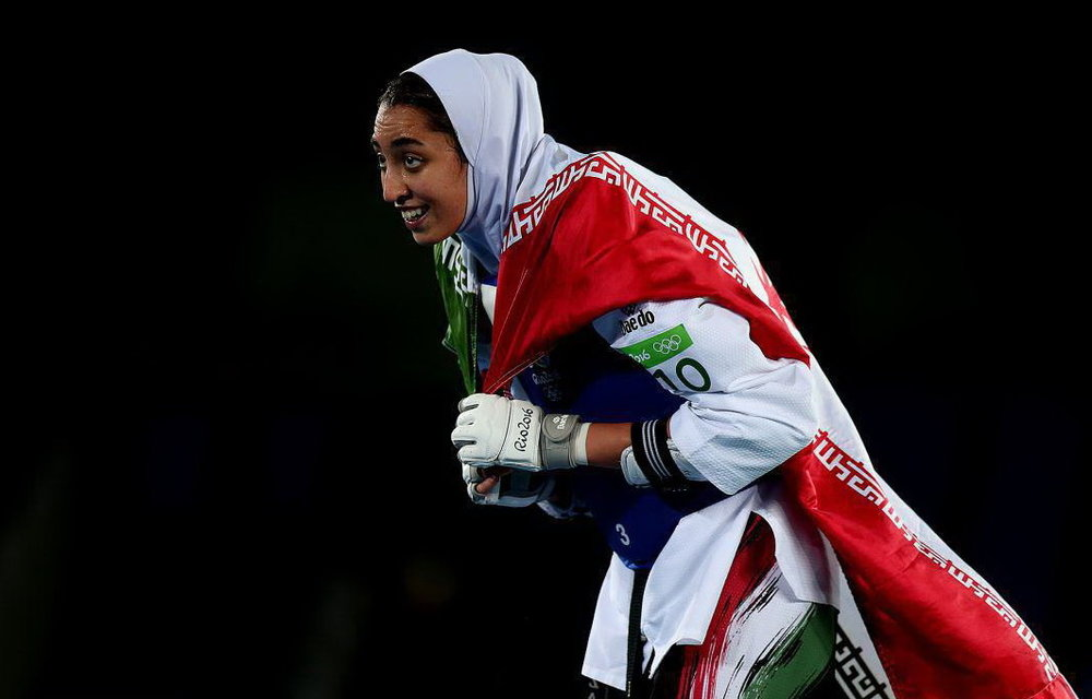 تکواندوی بانوان ایران در مسابقات المپیک