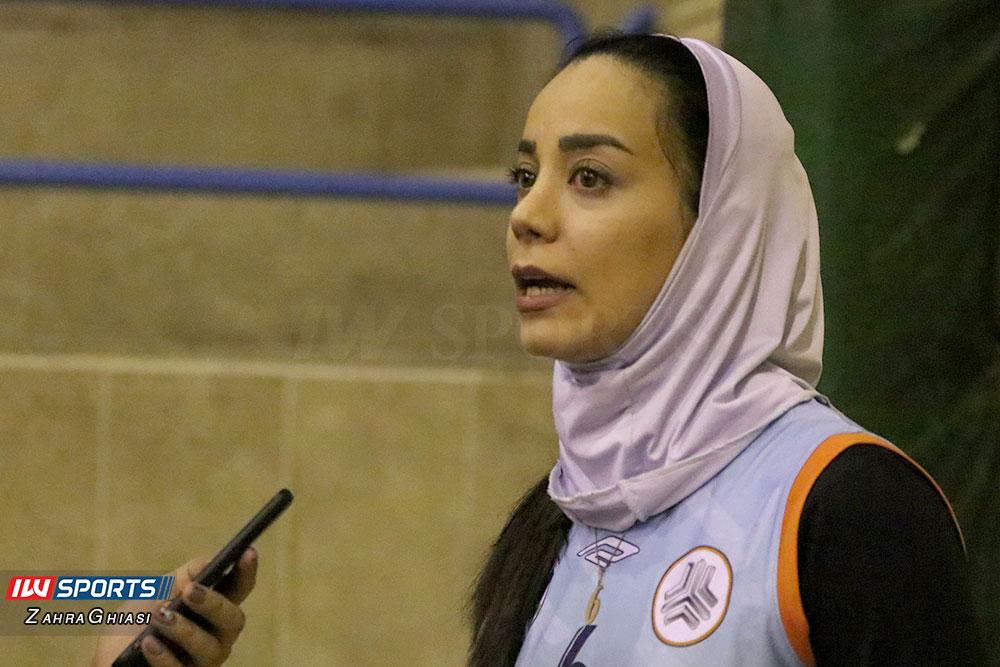 شبنم علیخانی : داور روند بازی را به سود ذوب آهن تغییر داد | هر سال در اصفهان همین وضع است