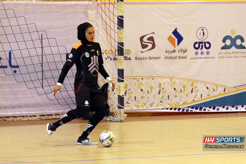 اعظم آخوندی گزارش تصویری دیدار سایپا و حفاری خوزستان در نیمه نهایی لیگ برتر فوتسال