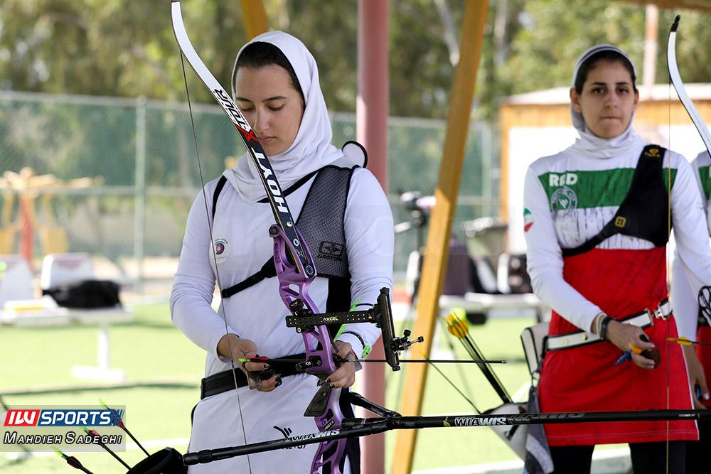 پایان کار دختران کماندار ایران در تورنمنت ترکیه با تک برد سوگند رحمانی